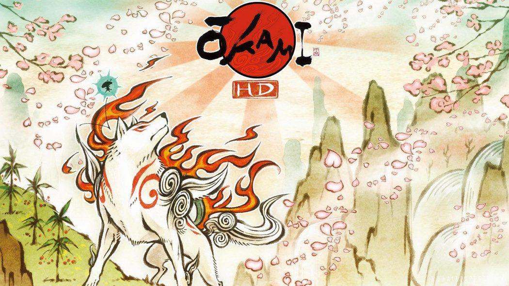 O clássico Okami será relançado em dezembro para PC, Playstation 4 e Xbox One