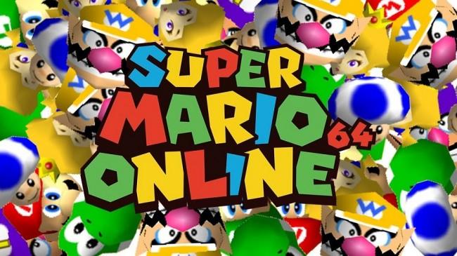 Modders transformam Super Mario 64 em jogo com multiplayer online