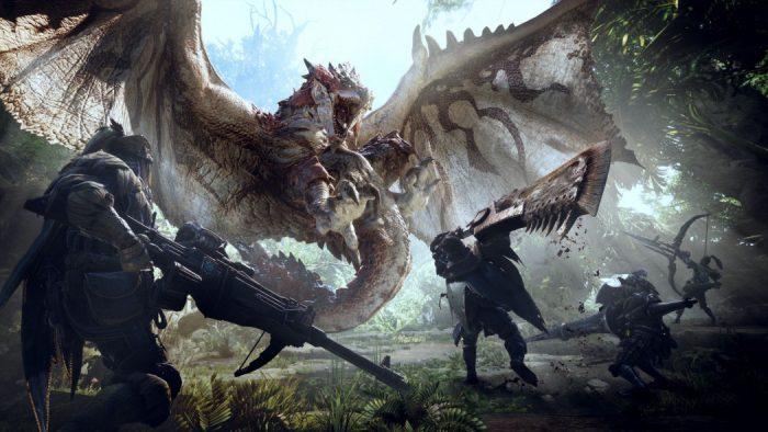 Jogamos na BGS 2017: Monster Hunter World é um divertido convite para o trabalho em equipe