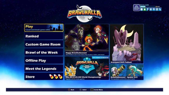 Análise Arkade: Encare divertidas batalhas no viciante e gratuito Brawlhalla