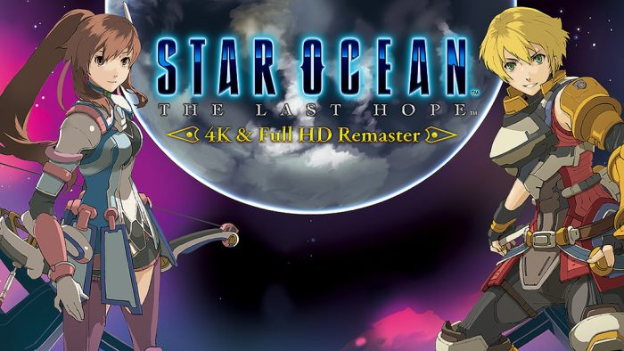 Square Enix anuncia data de lançamento de Star Ocean 4: The Last Hope Remaster para PC e PS4