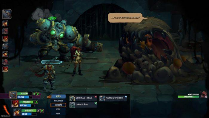 Análise Arkade: Battle Chasers: Nightwar é um dos melhores RPGs por turnos dos últimos tempos
