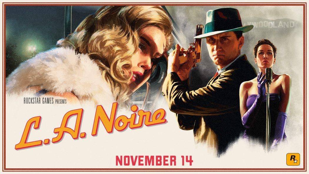 LA Noire | Versão remasterizada ganha trailer em 4K