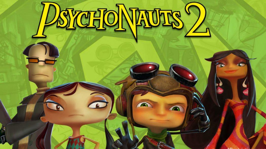 É  hora de dar uma primeira olhada no gameplay da versão pré-Alpha de Psychonauts 2
