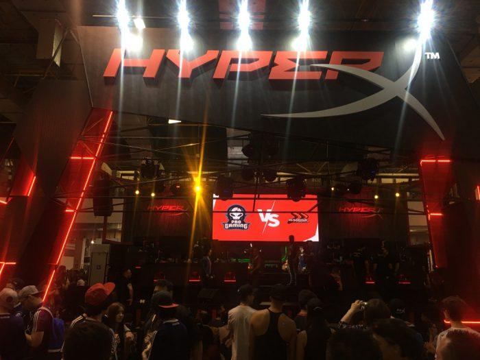 BGS 2017: A HyperX quer continuar avançando no mercado gamer