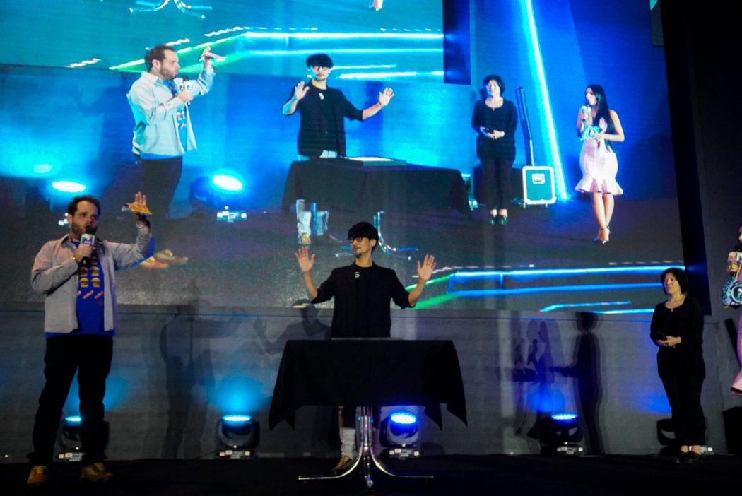 Participação de Hideo Kojima é eternizada no Wall of Fame da Brasil Game Show
