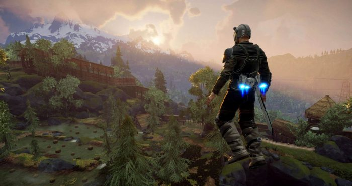Análise Arkade: ELEX, o RPG pós-apocalíptico que mistura magia e ciência