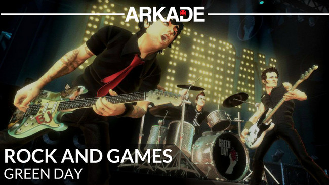 Rock and Games - Green Day e sua história nos videogames