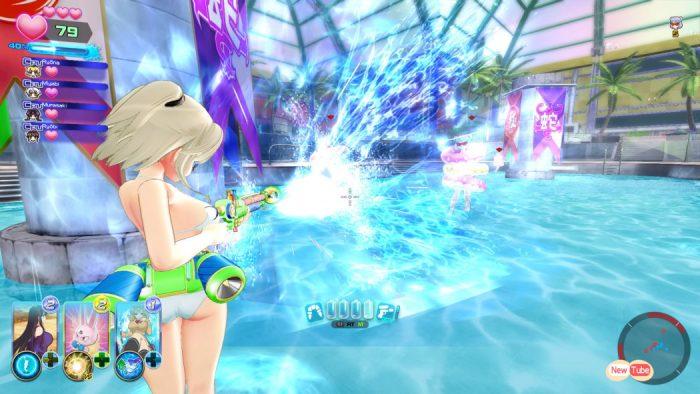 Análise Arkade: Senran Kagura Peach Beach Splash é tipo um Splatoon pervertido