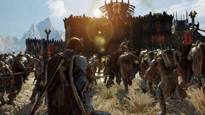 Análise Arkade: caçando orcs e conquistando fortalezas em Terra-Média Sombras da Guerra