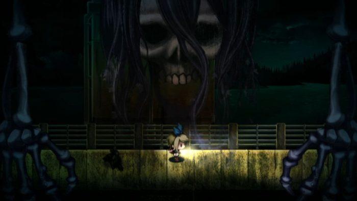 Explore o pesadelo noturno de Yomawari Midnight Shadows neste novo trailer!