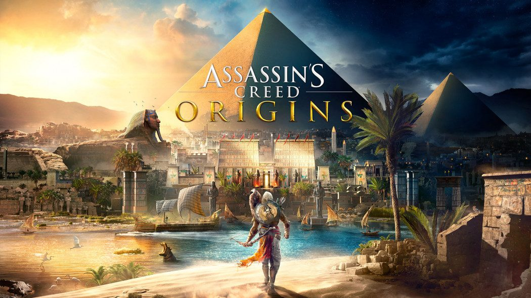 Assassin's Creed Origins partilha novo trailer