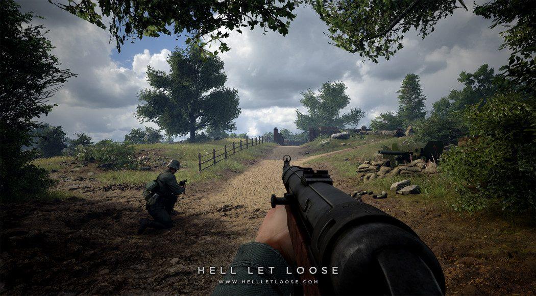 Hell Let Loose: Conheça o game sobre a 2ª Guerra Mundial que promete multiplayer para 100 jogadores