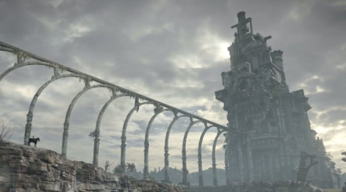 Paris Games Week: Confira o novo trailer do remake de Shadow of the Colossus para o PS4