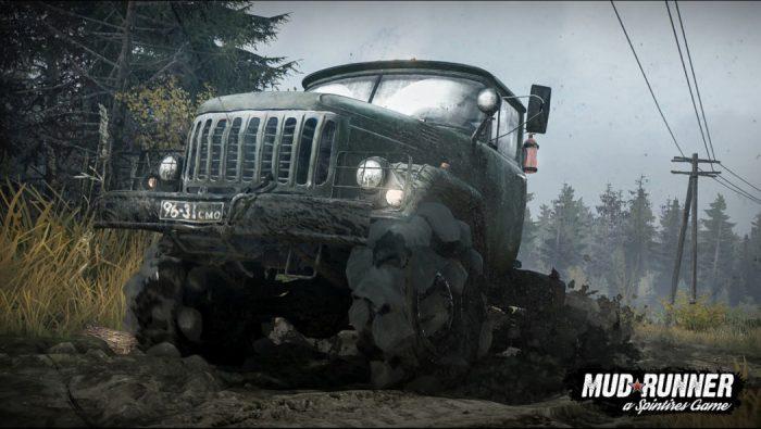 Análise Arkade - Spintires: MudRunner te suja de lama em ótimos desafios 4X4