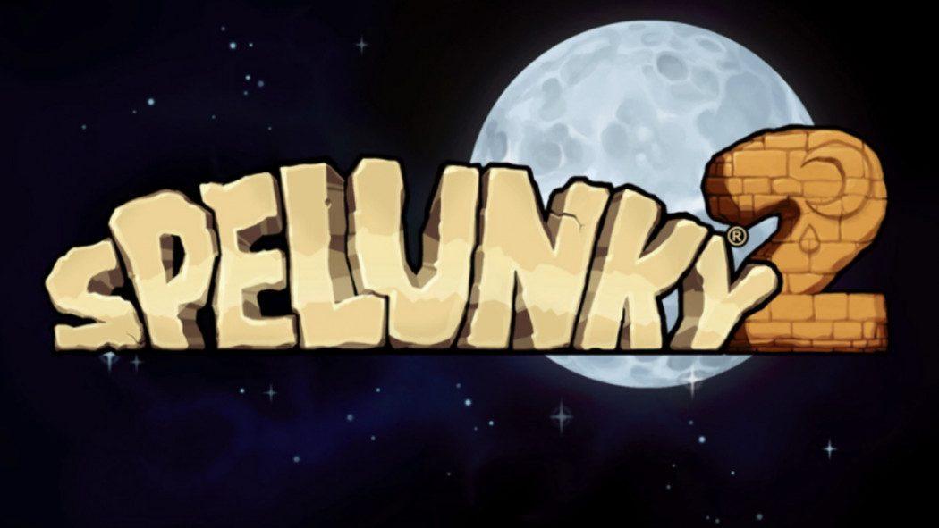 Spelunky 2 é oficialmente anunciado com um um novo membro para a família exploradora
