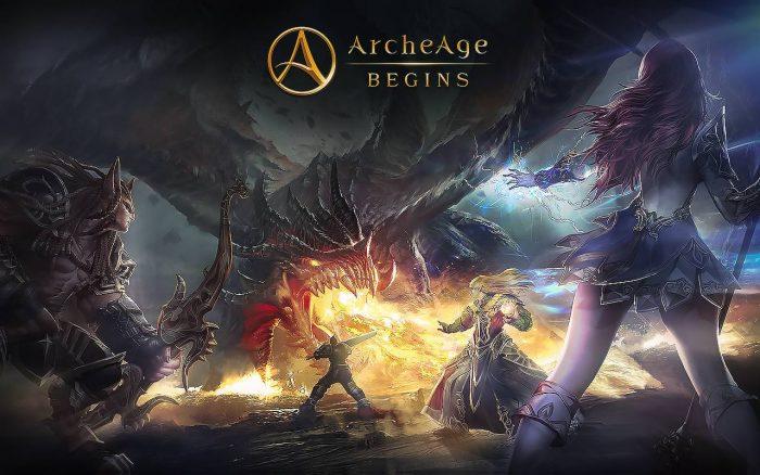 Os smartphones tem lugar para MMORPG? ArcheAge Begins quer provar que sim!