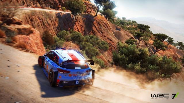 Análise Arkade - WRC 7 e sua simplicidade extremamente caprichada