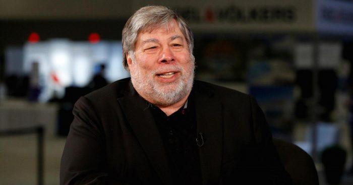 Campus Party 2018 já apresenta os seus primeiros nomes. Steve Wozniak é um deles