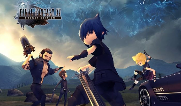 Final Fantasy XV Pocket Edition: simpático mobile game ganha novo trailer e detalhes