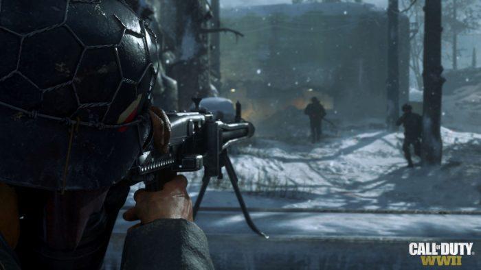 Análise Arkade - Call of Duty WWII e a sua volta para a Segunda Guerra Mundial