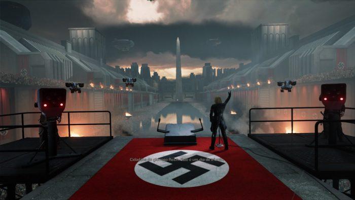 Análise Arkade: Wolfenstein II The New Colossus traz uma bela história em meio à guerra