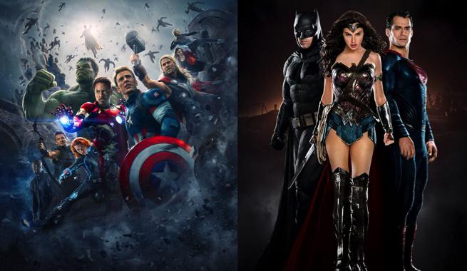 """Presidente da Marvel Studios acha ridículo as discussões sobre """"qual fime de herói é melhor"""""""