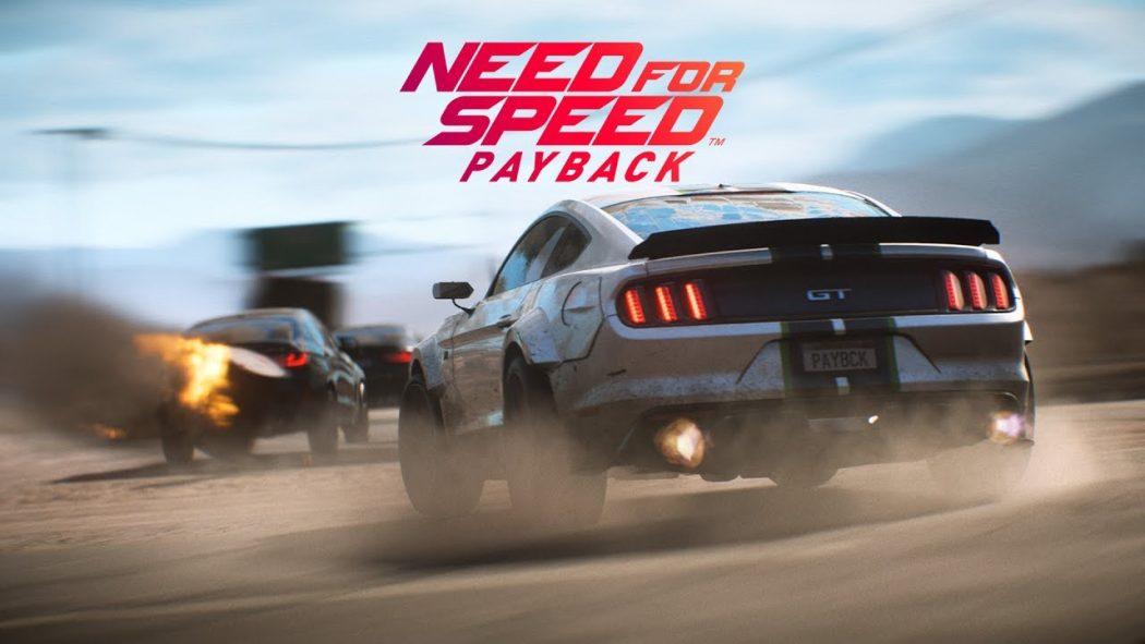 Need for Speed: Payback - Confira o trailer de lançamento do game