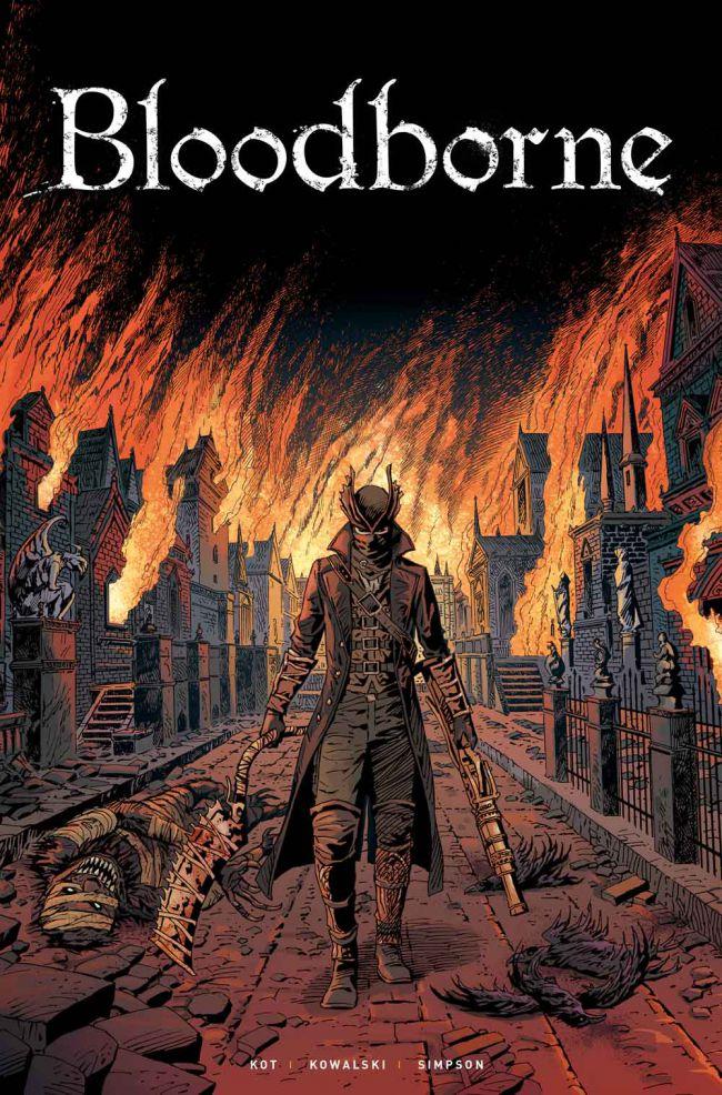 Bloodborne: universo do game será expandido em quadrinhos