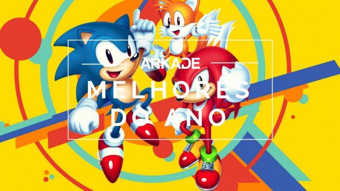 Melhores Jogos do Ano Arkade 2017: Sonic Mania