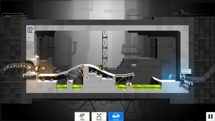 Análise Arkade: Bridge Constructor Portal é um crossover inusitado e divertido