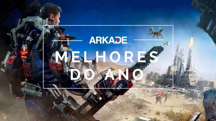 Melhores Jogos do Ano Arkade 2017: The Surge
