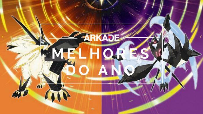 Melhores Jogos do Ano Arkade 2017: Pokémon Ultra Sun e Ultra Moon