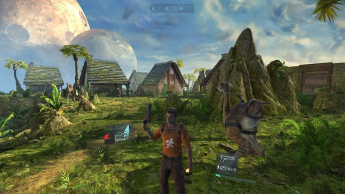 Análise Arkade: Outcast Second Contact é um remake com visual moderno e gameplay antigo