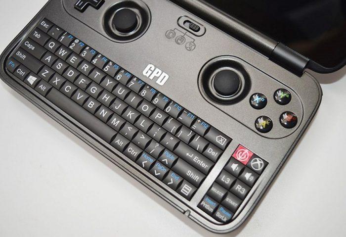 Conheça o GPD Win, mini laptop do tamanho de um 3DS XL com controle integrado
