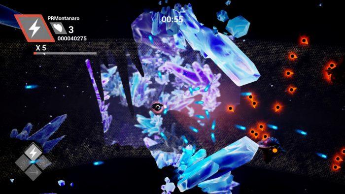 Análise Arkade: Boiling Bolt é o bom e velho jogo de navinha repaginado