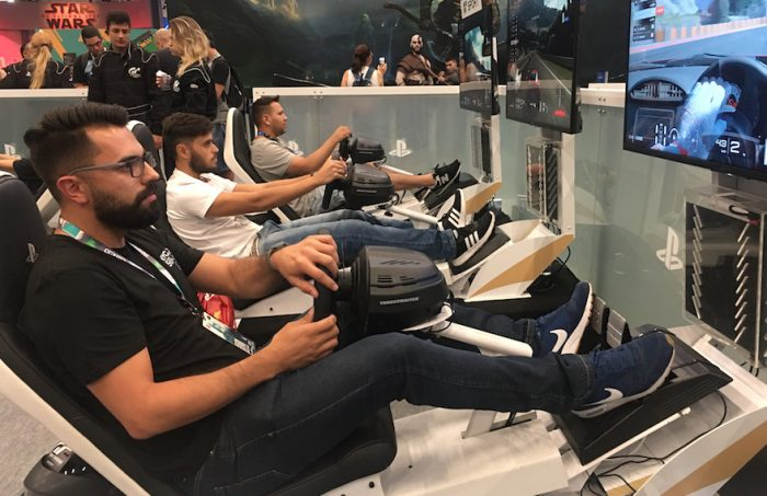 CCXP 2017 - Playstation VR e final de Rainbow Six estão entre as atrações gamers