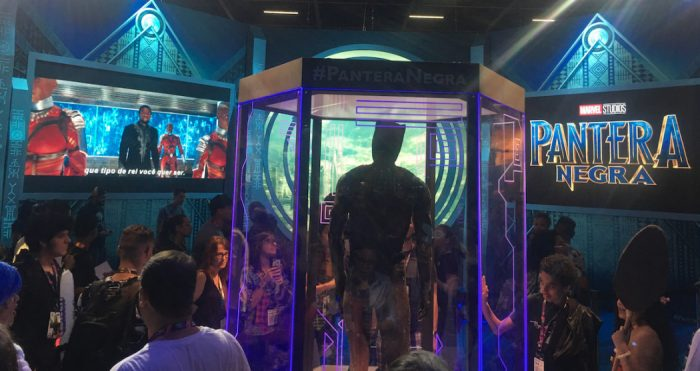 CCXP 2017 - A Disney chama atenção com Star Wars, Pantera Negra e a Guerra Infinita