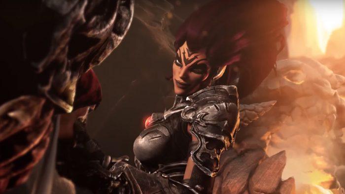 Darksiders III: Fúria quebra tudo em novo trailer de gameplay