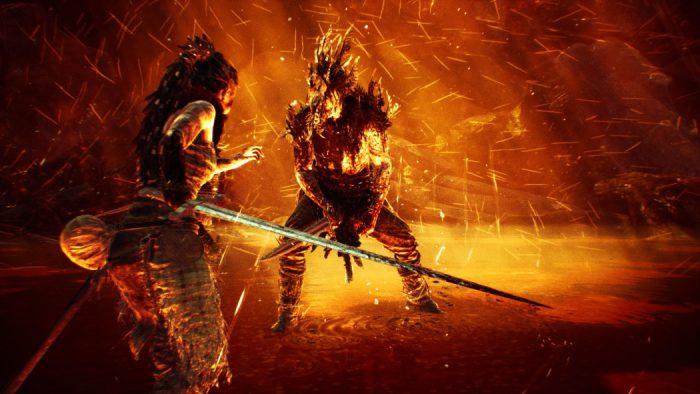 Melhores Jogos do Ano Arkade 2017: Hellblade: Senua's Sacrifice