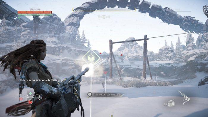Melhores Jogos do Ano Arkade 2017: Horizon Zero Dawn