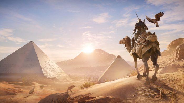 Melhores Jogos do Ano Arkade 2017: Assassin's Creed Origins