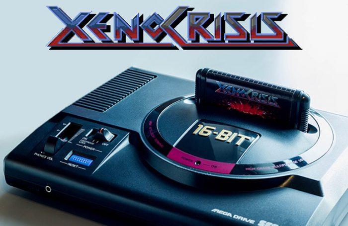 Xeno Crisis é mais um jogo inédito para o Mega Drive, que bateu meta no Kickstarter