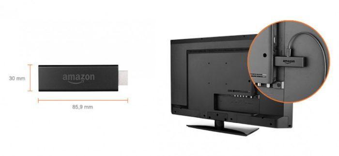 Testamos o Amazon Fire TV Stick, que transforma qualquer TV em smart