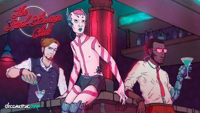 The Red Strings Club, game cyberpunk dos criadores de Gods Will Be Watching ganha data de lançamento