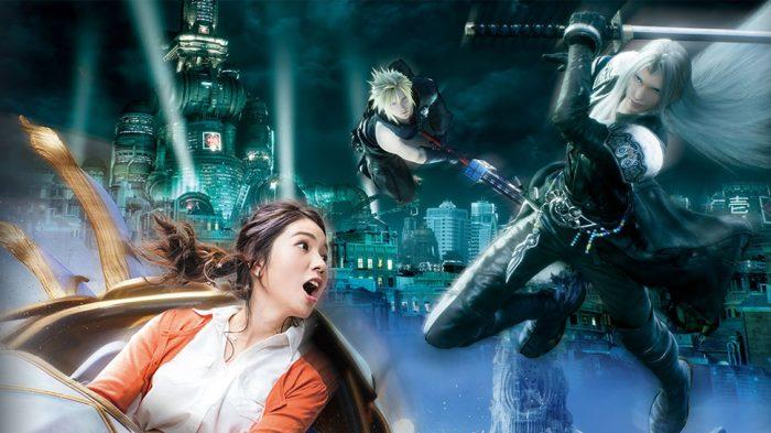 Universal Studios Japão oferece experiência VR de Final Fantasy