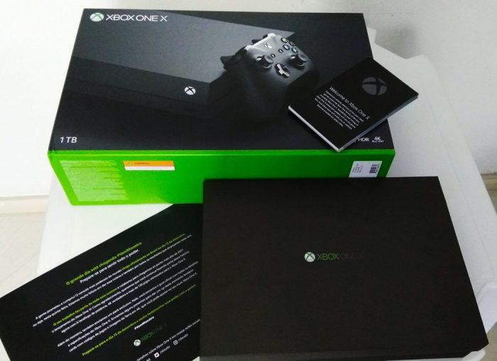 Análise Arkade: testamos o Xbox One X, o console mais poderoso do mundo