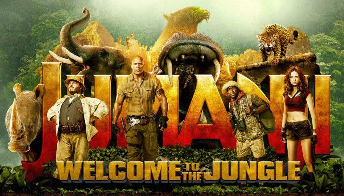 Cine Arkade Review - Jumanji: Bem-vindo à Selva