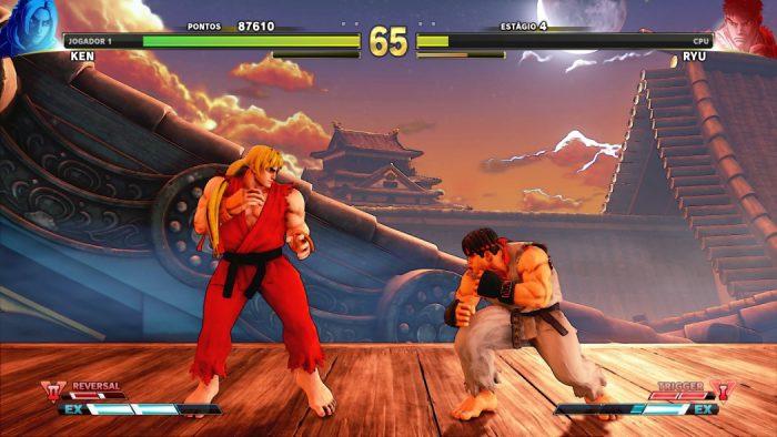 Análise Arkade: Street Fighter V Arcade Edition
