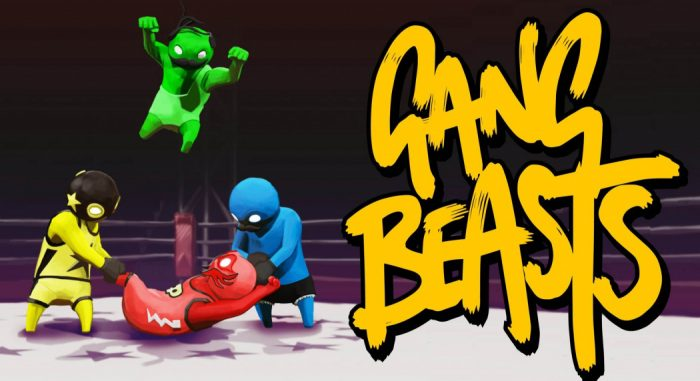 Análise Arkade: Gang Beasts traz pancadaria e zoeira (agora também ao PS4)